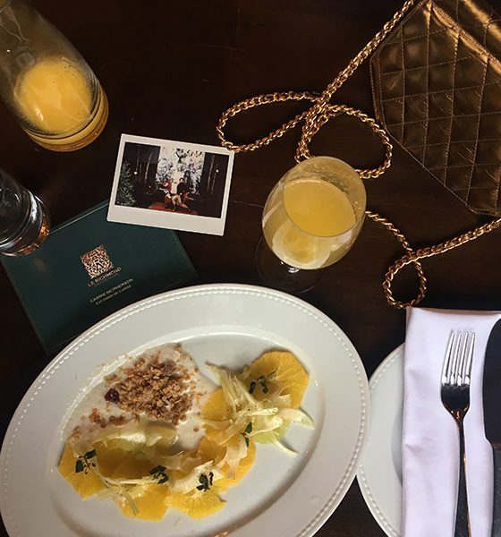 Celebrate the holidays at Le Richmond's Christmas Brunch